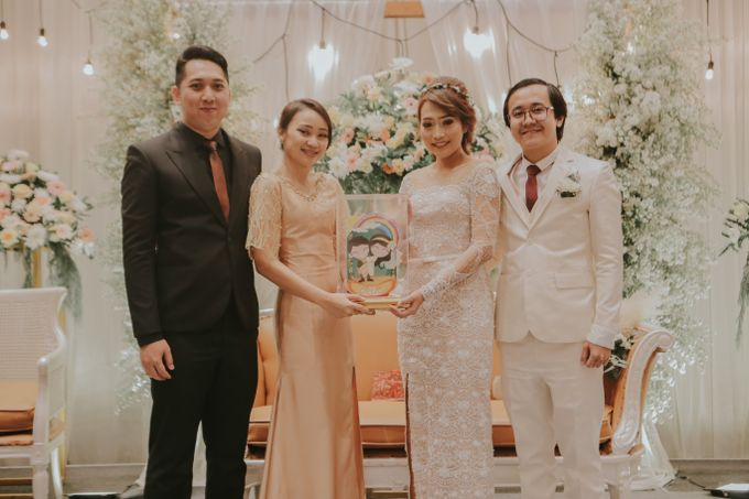 Rossy & Steven by Royal Tulip Gunung Geulis Resort & Golf - 028