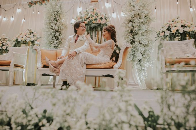 Rossy & Steven by Royal Tulip Gunung Geulis Resort & Golf - 001