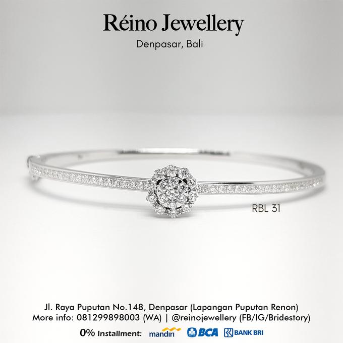 Gelang or Bangles & Bracelets by Reino Jewellery - 002