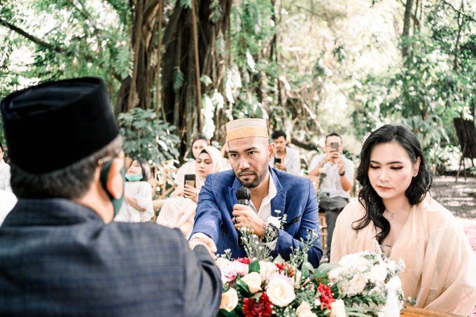 Alkhaf & Ayu by Rhea Florist Bali - 012