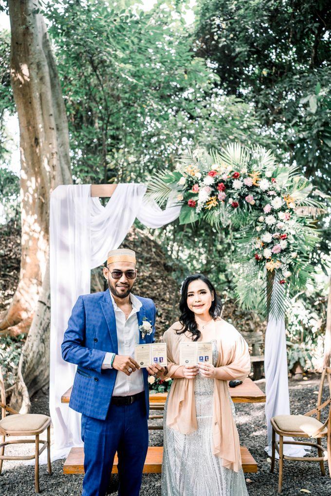 Alkhaf & Ayu by Rhea Florist Bali - 013