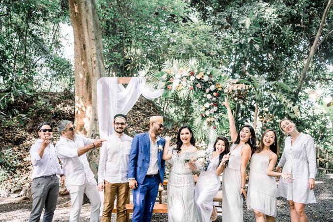 Alkhaf & Ayu by Rhea Florist Bali - 014