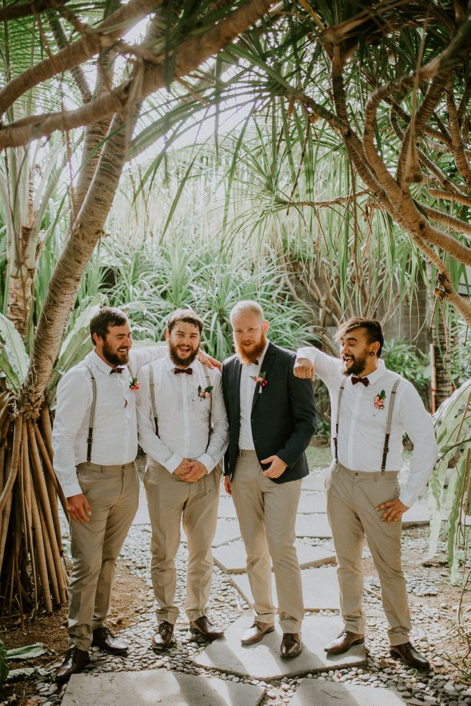 Komune Resorts Wedding - Reanne & Blake by Snap Story Pictures - 008
