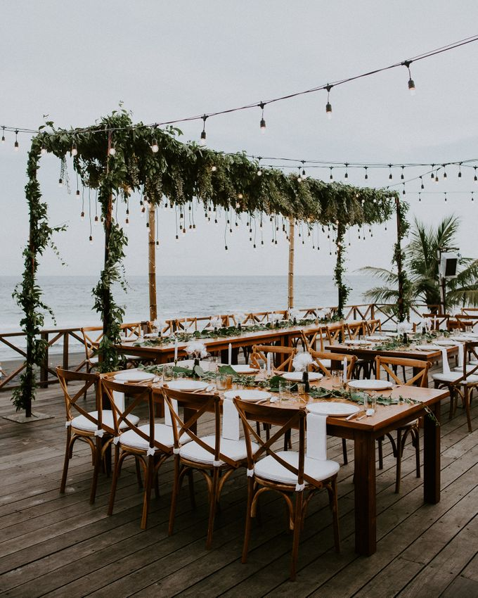 Komune Resorts Wedding - Reanne & Blake by Snap Story Pictures - 031