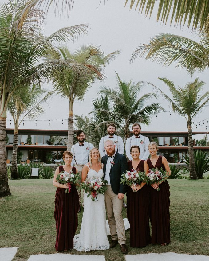 Komune Resorts Wedding - Reanne & Blake by Snap Story Pictures - 032
