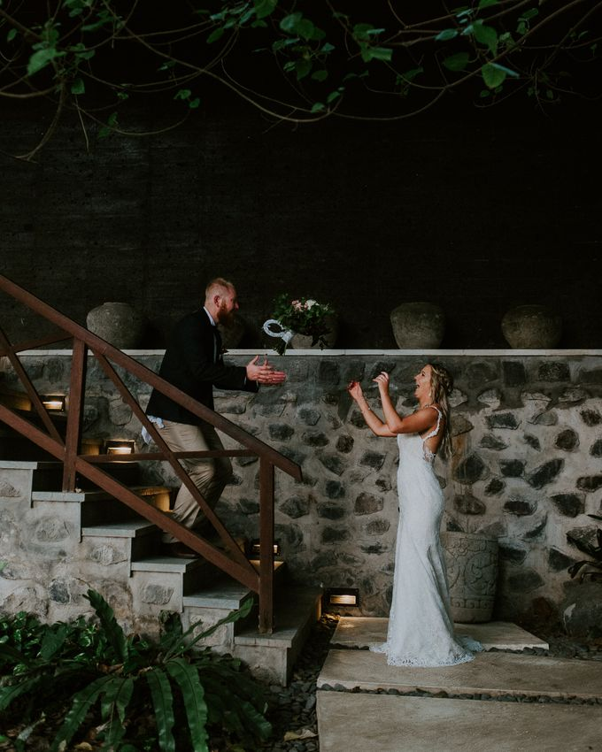 Komune Resorts Wedding - Reanne & Blake by Snap Story Pictures - 033