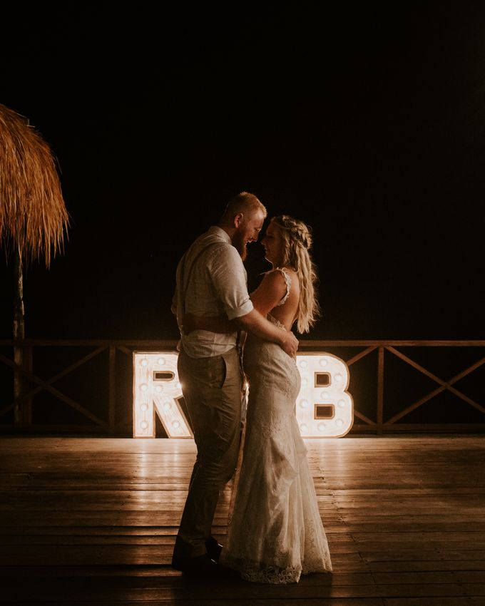 Komune Resorts Wedding - Reanne & Blake by Snap Story Pictures - 042