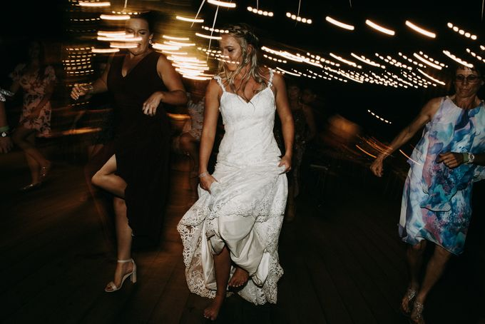 Komune Resorts Wedding - Reanne & Blake by Snap Story Pictures - 043
