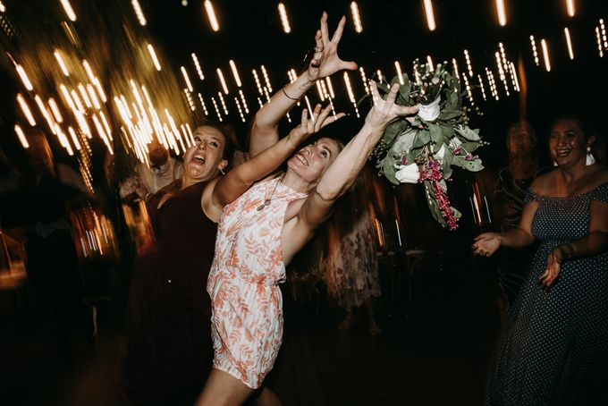 Komune Resorts Wedding - Reanne & Blake by Snap Story Pictures - 045