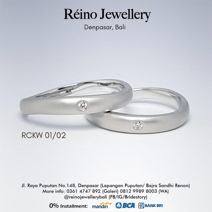 Wedding Ring - Cincin Nikah by Reino Jewellery - 013