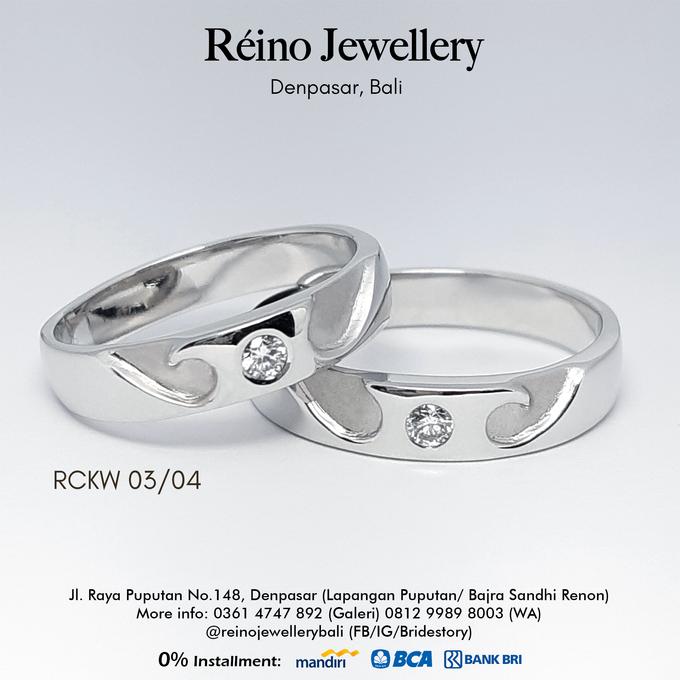Wedding Ring - Cincin Nikah by Reino Jewellery - 014