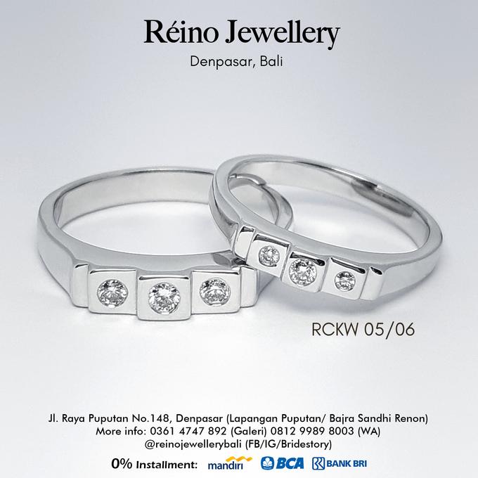 Wedding Ring - Cincin Nikah by Reino Jewellery - 015