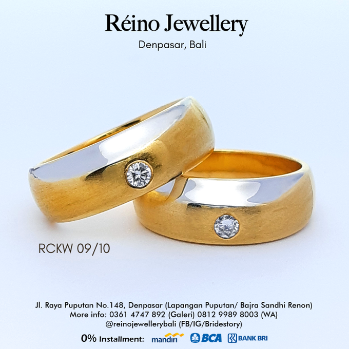 Wedding Ring - Cincin Nikah by Reino Jewellery - 017