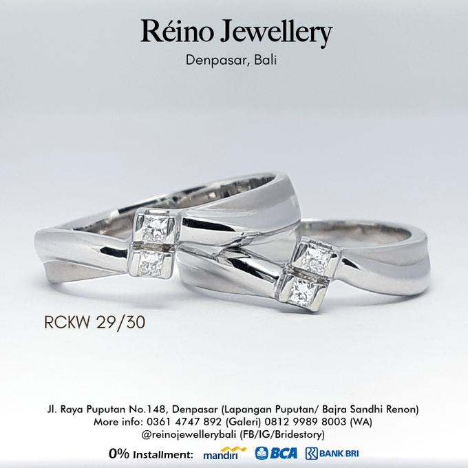 Wedding Ring - Cincin Nikah by Reino Jewellery - 019