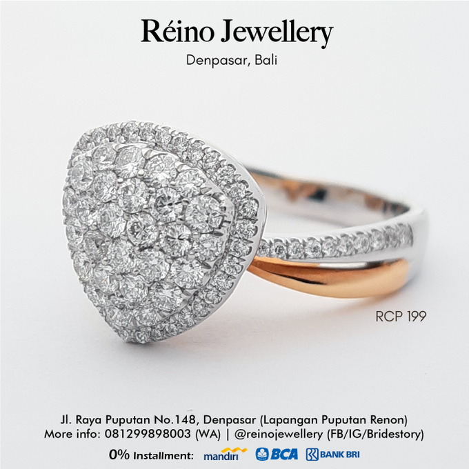 Engagement Ring - Cincin Perempuan by Reino Jewellery - 012