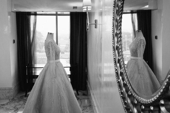 The Wedding of Ryan & Cynthia by Hotel Indonesia Kempinski Jakarta - 011