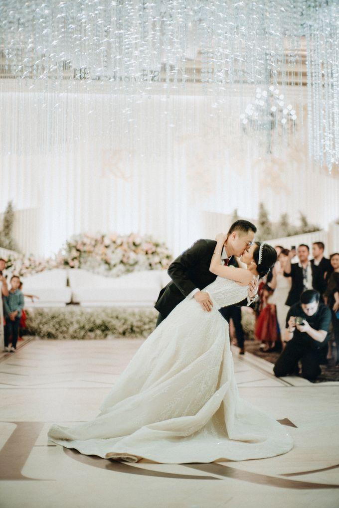 The Wedding of Ryan & Cynthia by Hotel Indonesia Kempinski Jakarta - 007