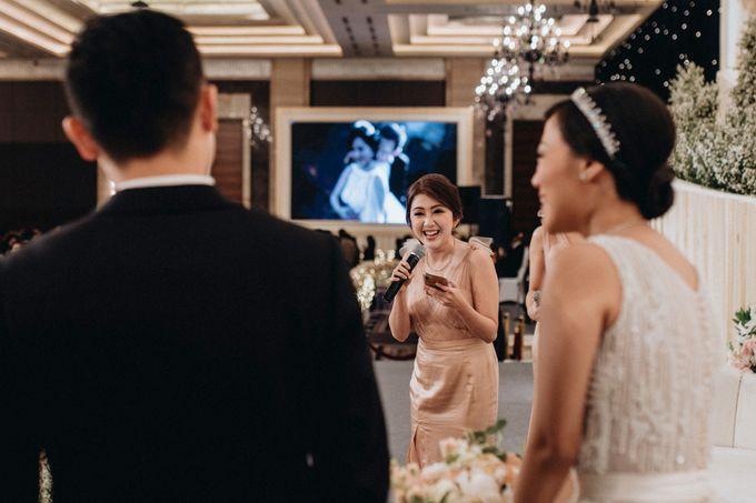 The Wedding of Ryan & Cynthia by Hotel Indonesia Kempinski Jakarta - 006