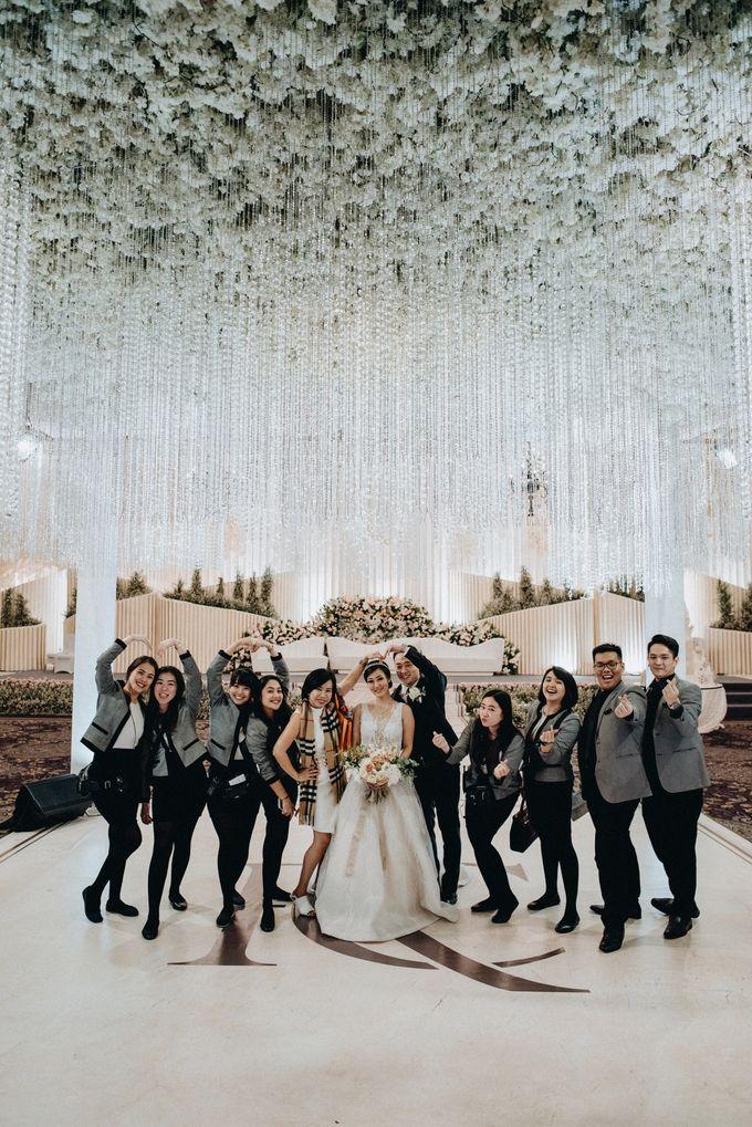The Wedding of Ryan & Cynthia by Hotel Indonesia Kempinski Jakarta - 004