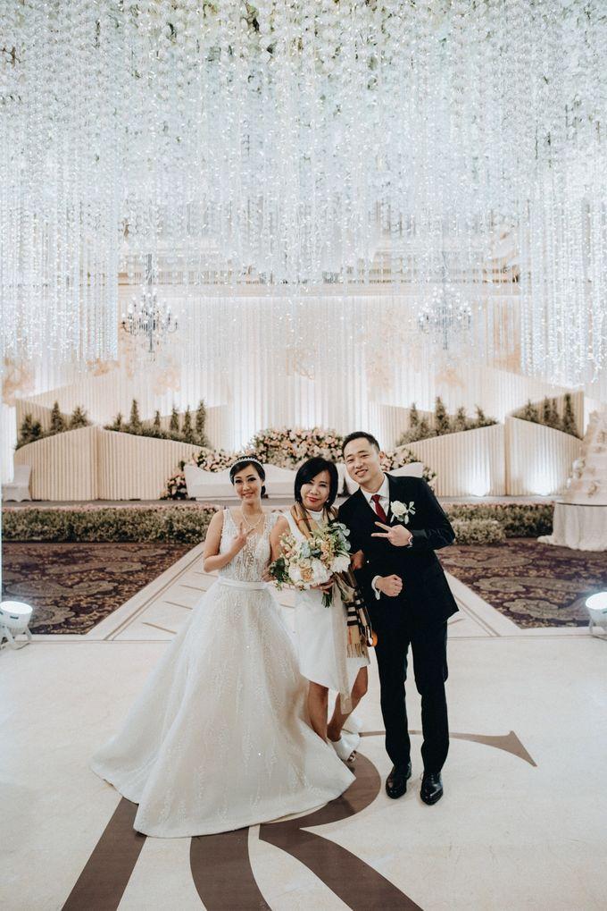 The Wedding of Ryan & Cynthia by Hotel Indonesia Kempinski Jakarta - 005
