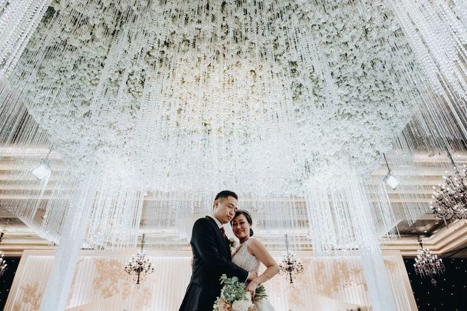 The Wedding of Ryan & Cynthia by Bubah Alfian Make Up Artist - 001