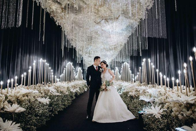 The Wedding of Ryan & Cynthia by Hotel Indonesia Kempinski Jakarta - 001