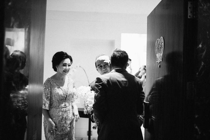 The Wedding of Ryan & Cynthia by Hotel Indonesia Kempinski Jakarta - 010