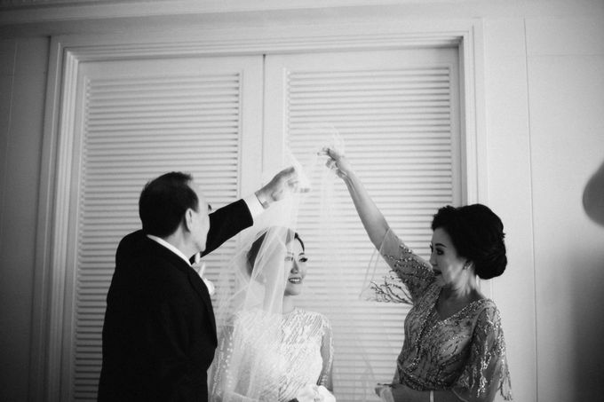 The Wedding of Ryan & Cynthia by Hotel Indonesia Kempinski Jakarta - 009
