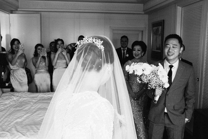 The Wedding of Ryan & Cynthia by Hotel Indonesia Kempinski Jakarta - 008