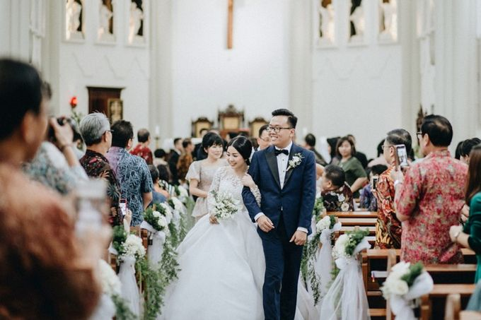 Elegant Rustic Wedding of Ryan & Cynthia 25 November 2018 by AS2 Wedding Organizer - 006