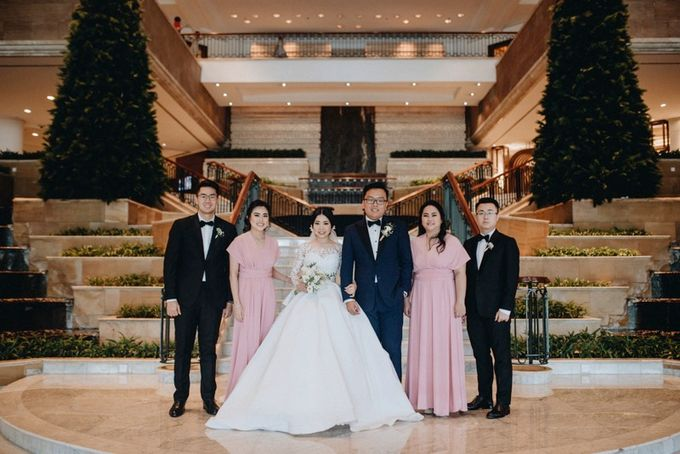 Elegant Rustic Wedding of Ryan & Cynthia 25 November 2018 by AS2 Wedding Organizer - 007