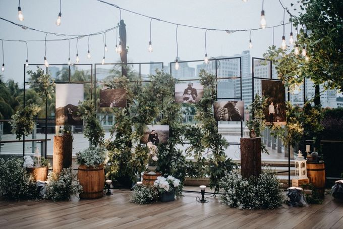 Elegant Rustic Wedding of Ryan & Cynthia 25 November 2018 by AS2 Wedding Organizer - 018
