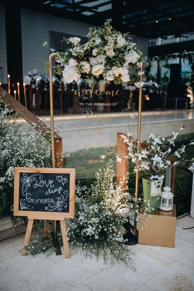 Elegant Rustic Wedding of Ryan & Cynthia 25 November 2018 by AS2 Wedding Organizer - 017