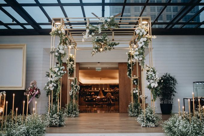 Elegant Rustic Wedding of Ryan & Cynthia 25 November 2018 by AS2 Wedding Organizer - 016