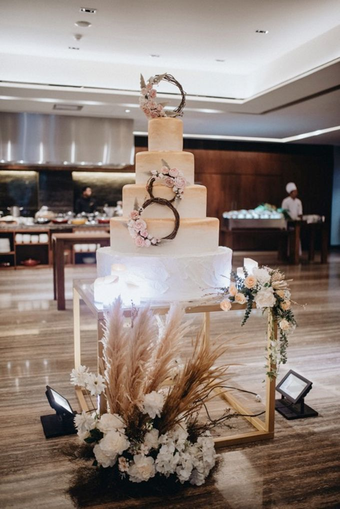 Elegant Rustic Wedding of Ryan & Cynthia 25 November 2018 by AS2 Wedding Organizer - 015