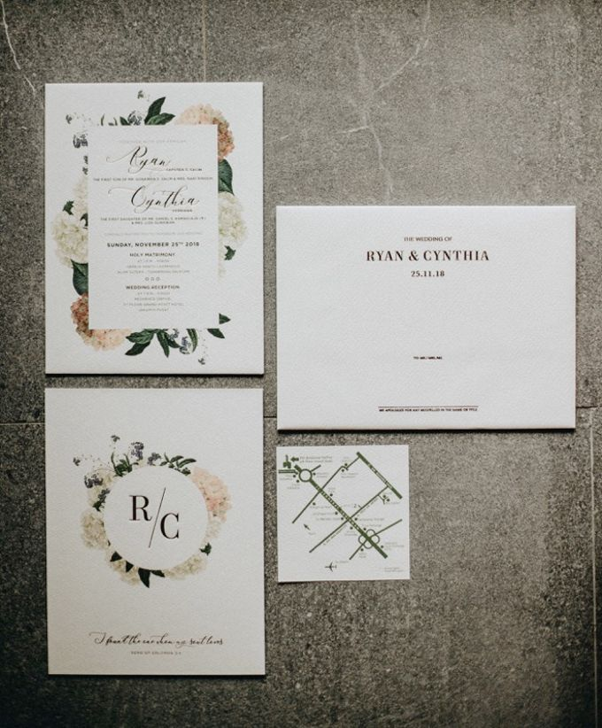 Elegant Rustic Wedding of Ryan & Cynthia 25 November 2018 by AS2 Wedding Organizer - 005