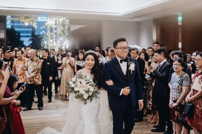 Elegant Rustic Wedding of Ryan & Cynthia 25 November 2018 by AS2 Wedding Organizer - 011