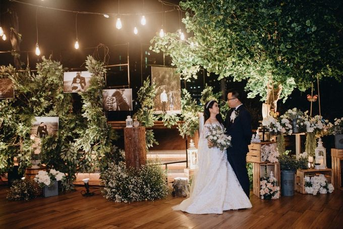 Elegant Rustic Wedding of Ryan & Cynthia 25 November 2018 by AS2 Wedding Organizer - 002