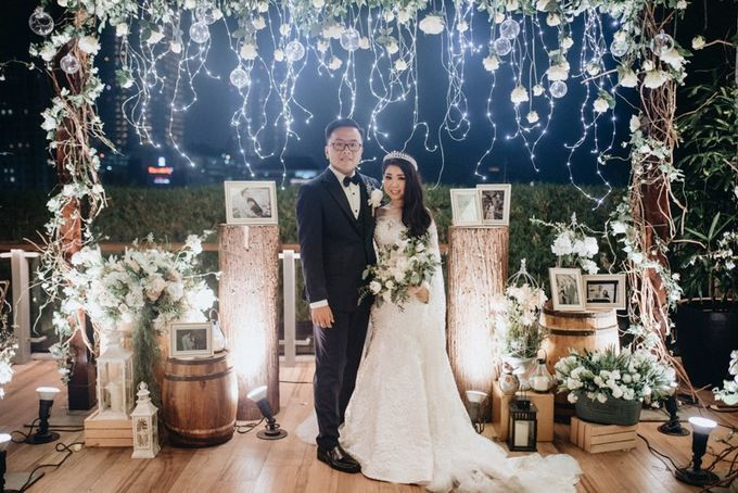 Elegant Rustic Wedding of Ryan & Cynthia 25 November 2018 by AS2 Wedding Organizer - 001