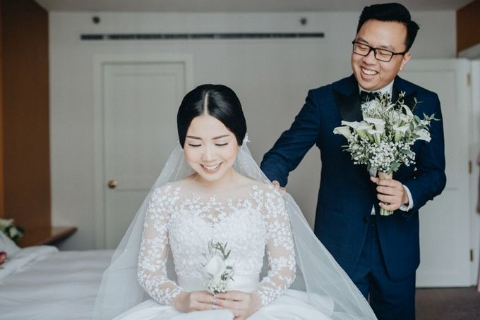 Elegant Rustic Wedding of Ryan & Cynthia 25 November 2018 by AS2 Wedding Organizer - 020