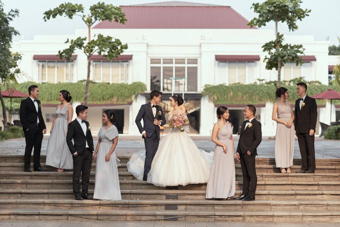 The Wedding of Rio & Devi by Laurent Agustine by LOTA - 022