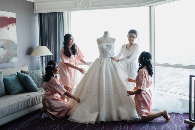 The wedding of Ivander & Christina by LUNETTE VISUAL INDUSTRIE - 031