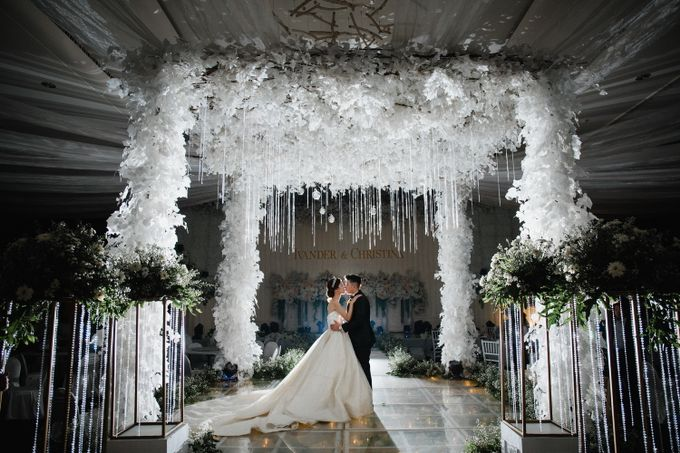 The wedding of Ivander & Christina by LUNETTE VISUAL INDUSTRIE - 038
