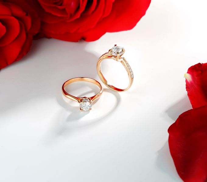 Rose D Amour Collection GIA and GemEx Certified by Adelle Jewellery - 008