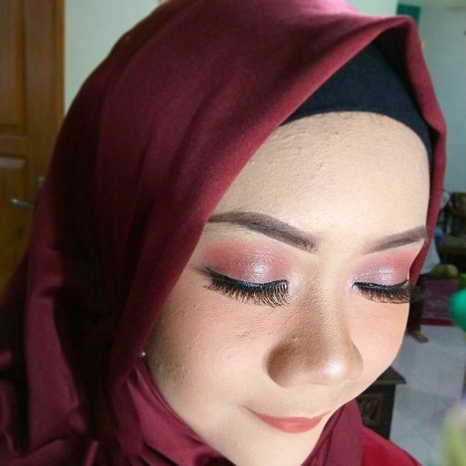 Peachy.Maroon Makeup by awmodis.makeup - 005