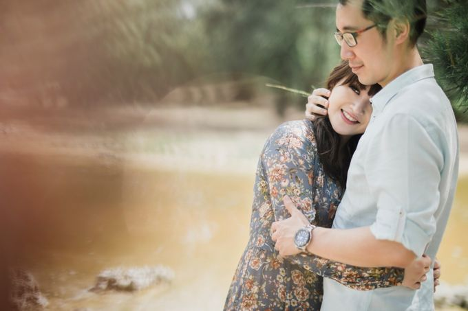 The Prewedding of Endy & Widya by LUNETTE VISUAL INDUSTRIE - 015