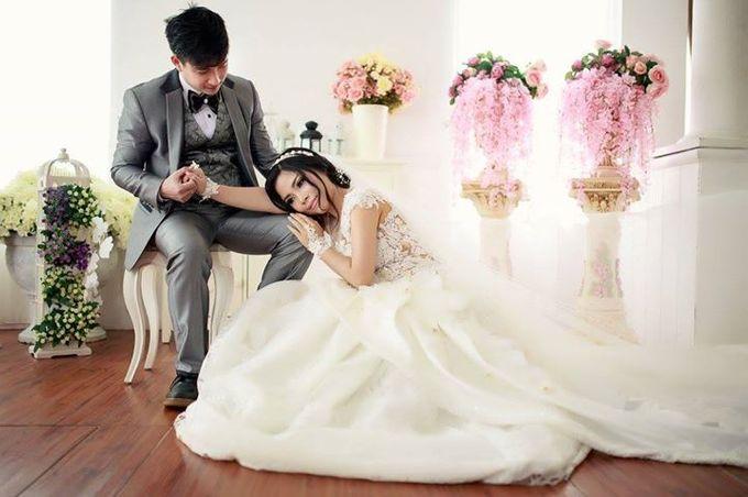 Photo Prewedding by ShenLeo Makeup - 021