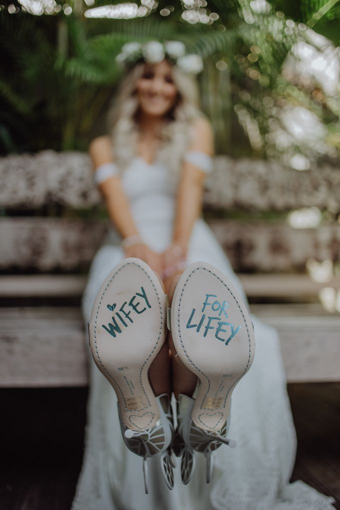 Wedding of Rebecca & Augustine by Lily Wedding Services - 002
