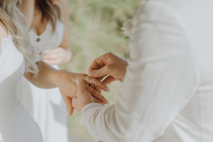 Wedding of Rebecca & Augustine by Lily Wedding Services - 007