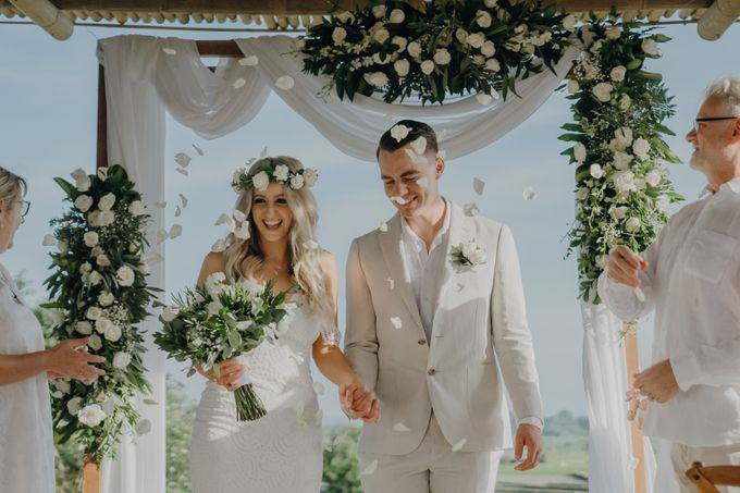 Wedding of Rebecca & Augustine by Lily Wedding Services - 008